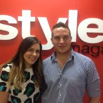 Ira with Style Magazine