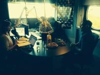 Ira live on radio