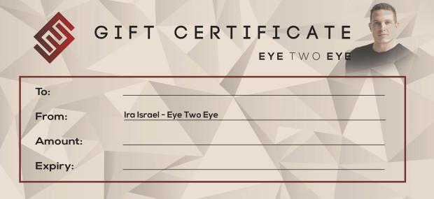 EyeTwoEye - Gift Voucher